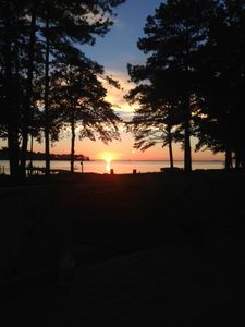 Photo for Located on Chesapeake Bay. Gorgeous Sunsets Abound.