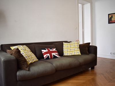 Photo for 1 Bedroom Flat In Le Marais - One Bedroom Apartment, Sleeps 4