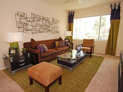 Photo for Great condo in N Phoenix - Villas at Union Hills