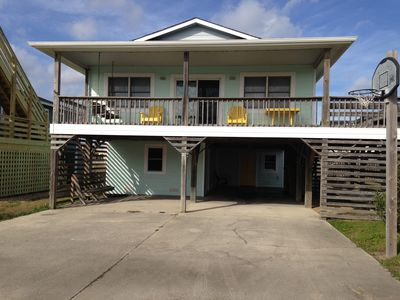 Photo for Beautifully Decorated Beach House With All Amenities You Need Steps From Ocean