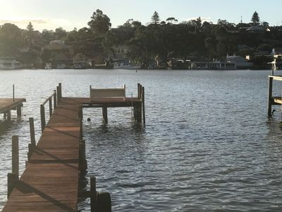 Photo for Affordable Riverfront Getaway - Mannum.