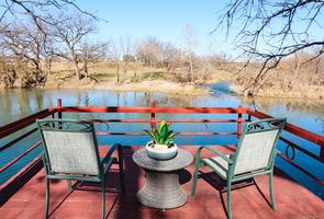 Photo for 1BR Cottage Vacation Rental in Menard, Texas