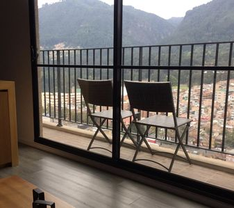 Photo for Amazing view: Monserrate and other mountains in Bogotá's International center