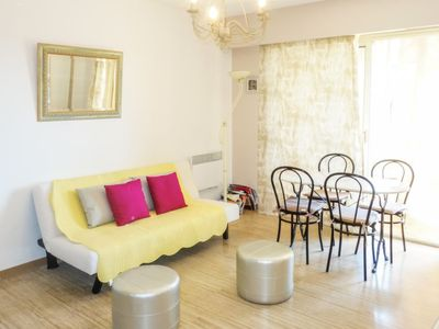 Photo for Apartment Le Manet in Cannes - 2 persons, 1 bedrooms