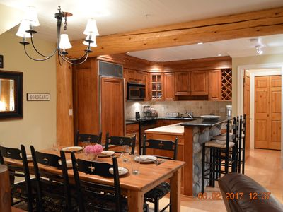 Photo for Spacious Townhome Walking Distance To Ski Lifts And Trails