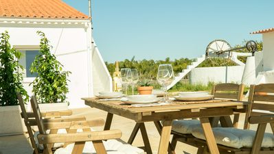 Photo for Country cottage 10min from Faro & the Beach
