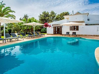 Photo for 5 bedroom Villa, sleeps 10 with Pool and WiFi