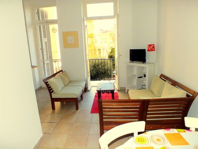 Photo for Nice, Carré d'or: 3 rooms Apartment/ flat