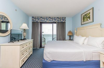 Photo for *NEW*…….2 BEDROOM 2 BATH OCEANFRONT AT THE  CARIBBEAN RESORT ...GREAT LOCATION