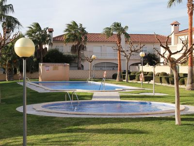 Photo for House of 100m2 - 3 bedrooms - terrace - swimming pool - 9 people
