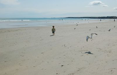 Photo for SUMMER AND WINTER VACATION RIGHT ON NANTASKET BEACH!!!