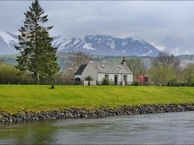 Photo for Ardlussa Cottage -  a scottish canal that sleeps 2 guests  in 1 bedroom