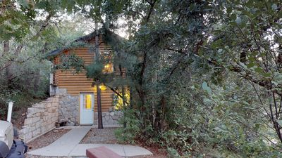 Photo for Cozy Cabin with Loft by Zion and Bryce National Park