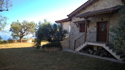 Photo for Stone luxury house in olive trees