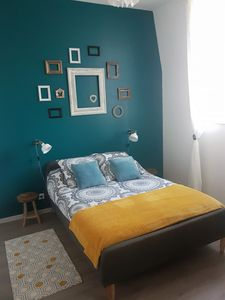 Photo for Apartment of 44 m2, bright and pleasant with a ceiling height of 3.1