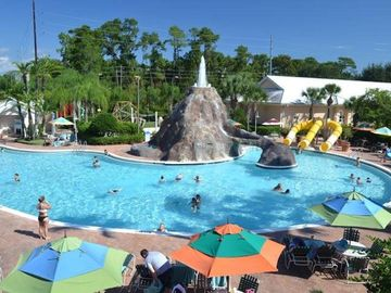 Family-Friendly 2BR Condo w/ Resort Pool, Playground & Game Room