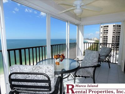 Photo for Sea Winds 1506; Exceptional view from this corner unit!
