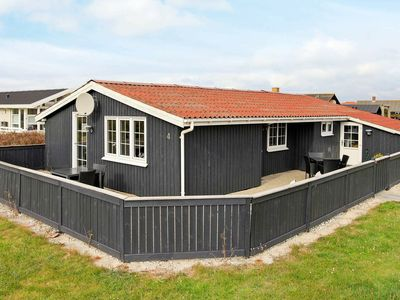Photo for Modern Holiday Home in Søndervig Denmark with Terrace