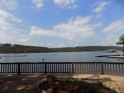 Photo for Spacious Two Bedroom Condo Overlooking Lake of the Ozarks