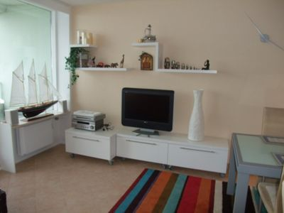 "Photo for 304 - modern 2-room apartment with 100% Baltic Sea view - 304 ""Baltic Sea fan"" great location for 2 fans;)"