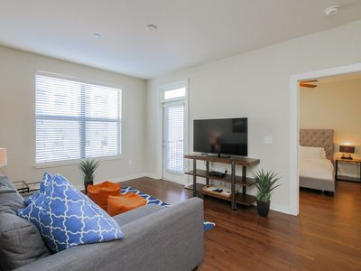 Photo for SoBe Nashville 2 BD|2 BA with Parking by Broadway - Apartment