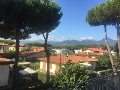 Photo for Garden Flat 300 meters from the beach and sea promenade of Lido di Camaiore