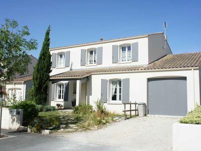 Photo for Chatelaillon beach - beautiful house - 300 m from the beach