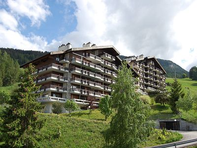 Photo for Apartment Hauts de Nendaz A Apt B2 in Nendaz - 3 persons, 1 bedrooms