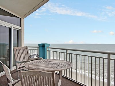 Photo for Amazing 4 Bedroom Ocean Front Penthouse Unit!