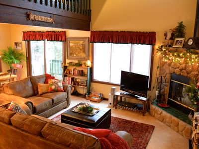 Photo for Nubs Nob Cozy Home nestled in the woods - Harbor Springs MI