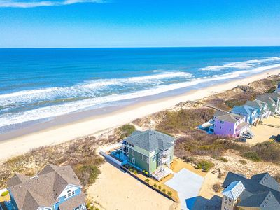 Photo for Corolla - Oceanfront - Check In: Sat