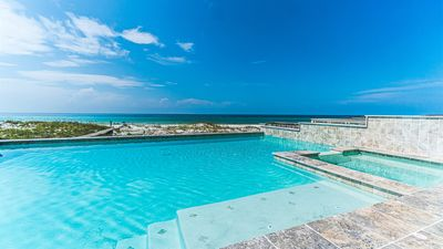 """Photo for """"End Zone"""" 30A Gulf Front Vacation Rental Home in Seagrove Beach + Private Pool!"""