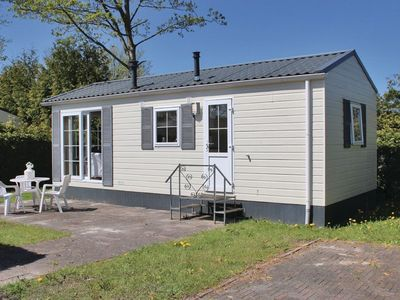 Photo for Detached accommodations at a holiday park with a pool, in a tranquil and very natural setting