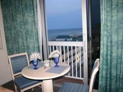 Photo for Newly Updated-Daytona Beach Resort-Ocean View Studio with Kitchen- 2 Queen Beds