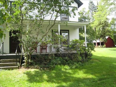 Photo for 4BR Country House / Chateau Vacation Rental in Cornwallville, New York