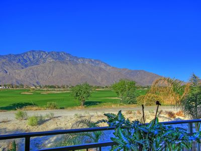 Photo for Spectacular San Jacinto Mountain and golf course view property centrally located
