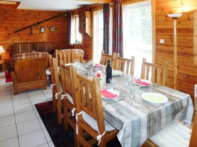 Photo for Vacation home VALESIUM/Home intern. (FLA211) in Flaine - 8 persons, 3 bedrooms