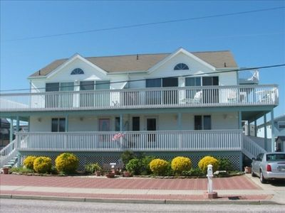 Photo for Beautiful Sea Isle Townhouse with Ocean and Bay Views!