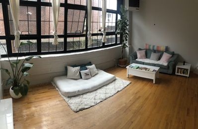 Photo for 1-bed Chill Zone Sleeps 4 In The Heart Of Brooklyn