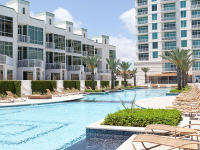 Photo for Fantastic Ocean Views from Sapphire #1302! Resort Amenities including Spa & Movie Theater!