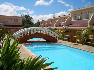 Photo for Charming, Close to the Beautiful Beach. Swimming Pool. Free WiFi. Fully equipped