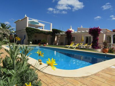 Photo for FABULOUS bbq-roof terrace 330° views, WIFI, sea at 1km, 3 bed-, 3 bath, 24 pics!