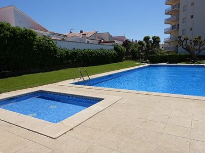 Photo for APARTMENT FULLY REFURBISHED AT 500 METERS FROM THE BEACH