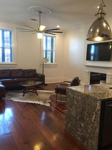 Photo for Modern &historic 3/3 w/courtyard! 1 street from  St Charles streetcar!