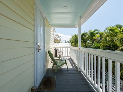 Photo for Dog-friendly studio condo w/ deck & free WiFi, in the heart of Old Town Key West