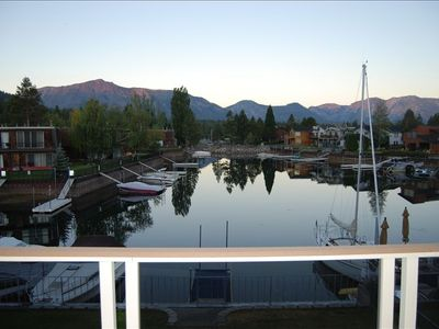 Photo for Waterfront Home, Incredible Views, Close to Ski Resorts.
