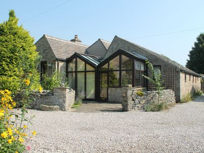 Photo for Single storey architect designed property in peaceful Yorkshire village