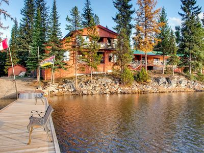Photo for Charming Large 2 Bedroom Suite in Idabel Lake Resort, 2 Bathrooms. Hot Tub