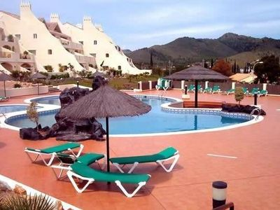 Photo for Los Olivos Luxury 3 Bedroom Apartment La Manga Club