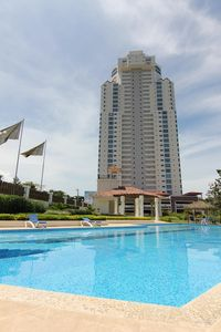 Coronado Golf Tower  and  pool